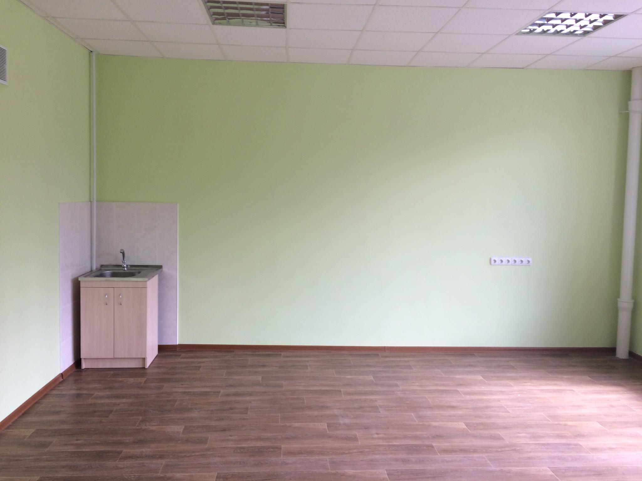 Ремонт аудиторий 217, 317 и 320 Университетом.