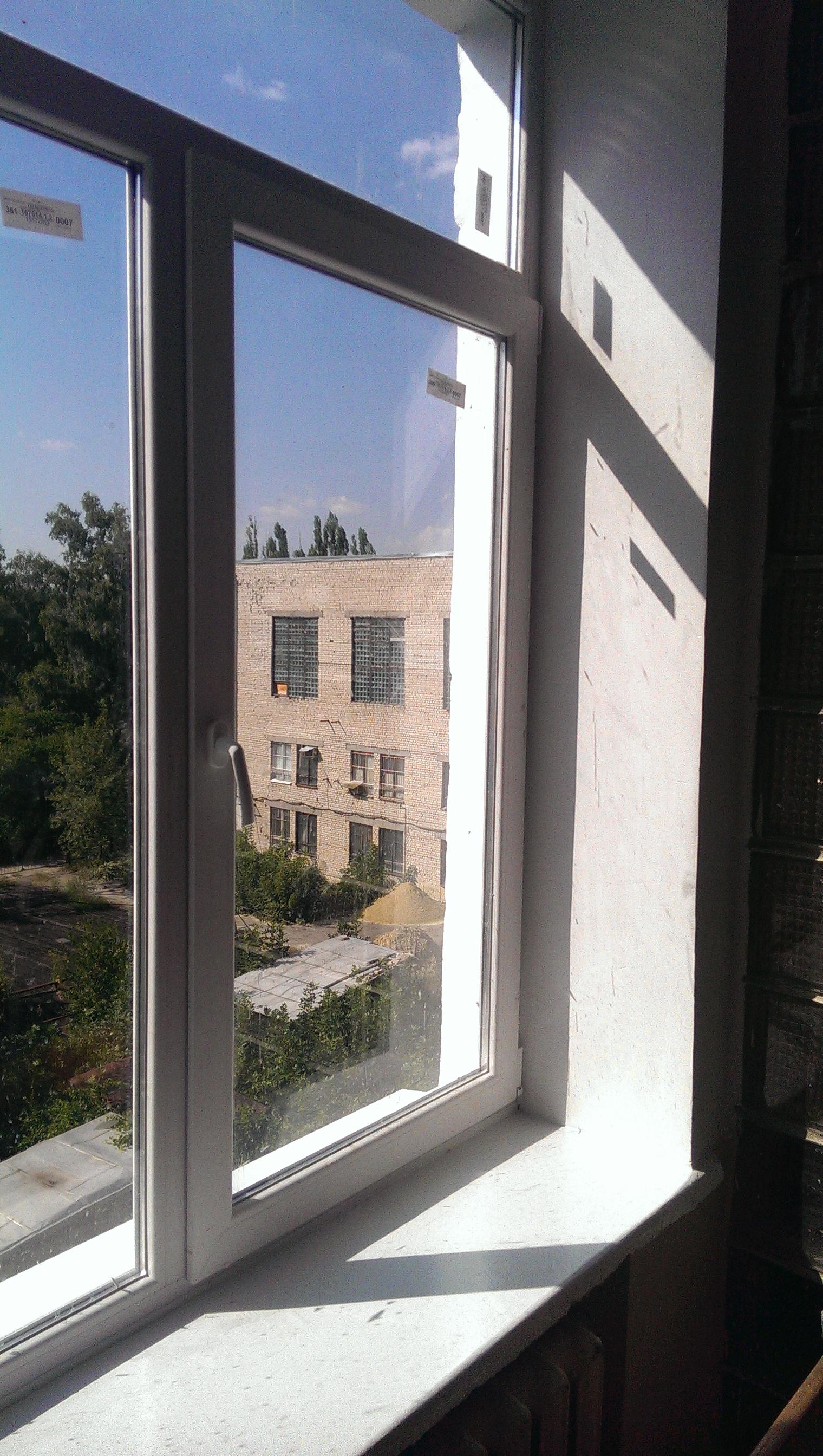 Окна в 403а отремонтированы