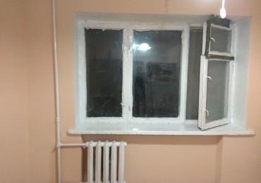 Ремонт комнаты 302 в общежитии