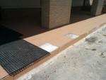 Проблемы с плиткой на входе