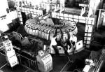 1967 р. В.О.Супруненко, О.І.Ахієзер, В.Т.Толок біля стелларатора «УРАГАН-1»