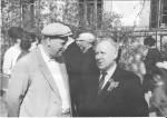 01.05.1967 р. Г.Ю.Кривець на демонстрації