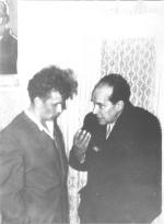 І.І.Залюбовський із А.К.Вальтером