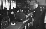 1950-і рр. Г.А.Мілютін веде лабораторні роботи з електроніки