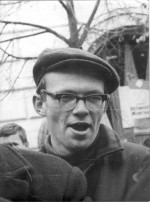 1967, ноябрьская демонстрация, староста группы Слава Окороков: «Вихри враждебные…»