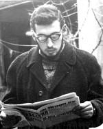 1966, Б.Адамяк, второкурсник, еще брюнет и с шевелюрой