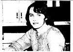 1980 рік. Співробітниця деканату ФТФ Л.Б.Ярова