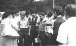 проводи до війська, 1982-5 р.р.1982 р. Проводи до війська студентів ФТФ