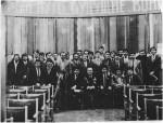 випуск 1986 року, сидить по центру М.М.Макаров