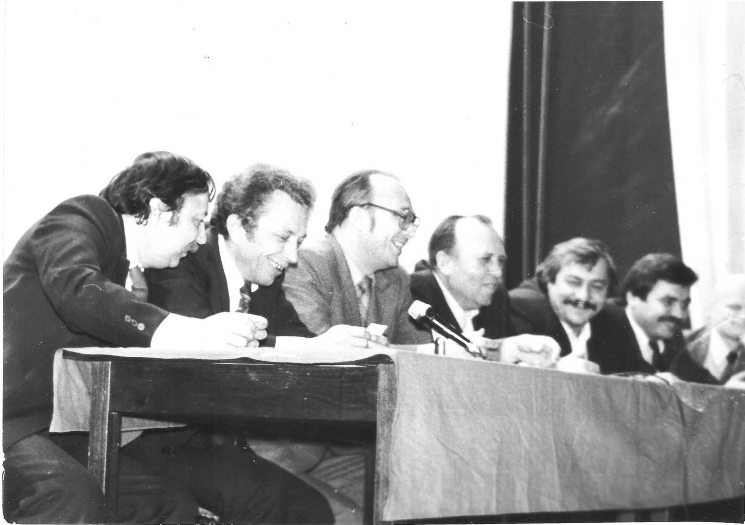 Фотохроника 1980-1989