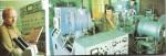 фотозвіт Харківської обласної партійної організації 27-му зїзду КПРС. В лабораторіях кафедри матеріалів реакторобудування Валерій Кіріченко, Андрій Сомов і Ігор Копанець