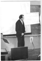 лютий 1988 року. Захист дипломної роботи В.Ярковим