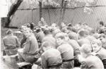 1984 рік. Збори в Луганську, заняття веде підполковник Лукін