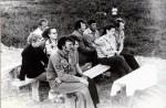 Лето 1981 года. Концерт ВИА «Надым 1981» в «Кафе Электрон». Среди зрителей в первом ряду – Крылов Сергей с женой, за ними Кондратюк Владимир