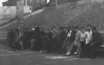 1969 год. Агиткультбригада ХГУ им. Горького на Волго-Балте
