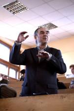 В.С.Михайленко на засіданні спеціалізованої вченої ради