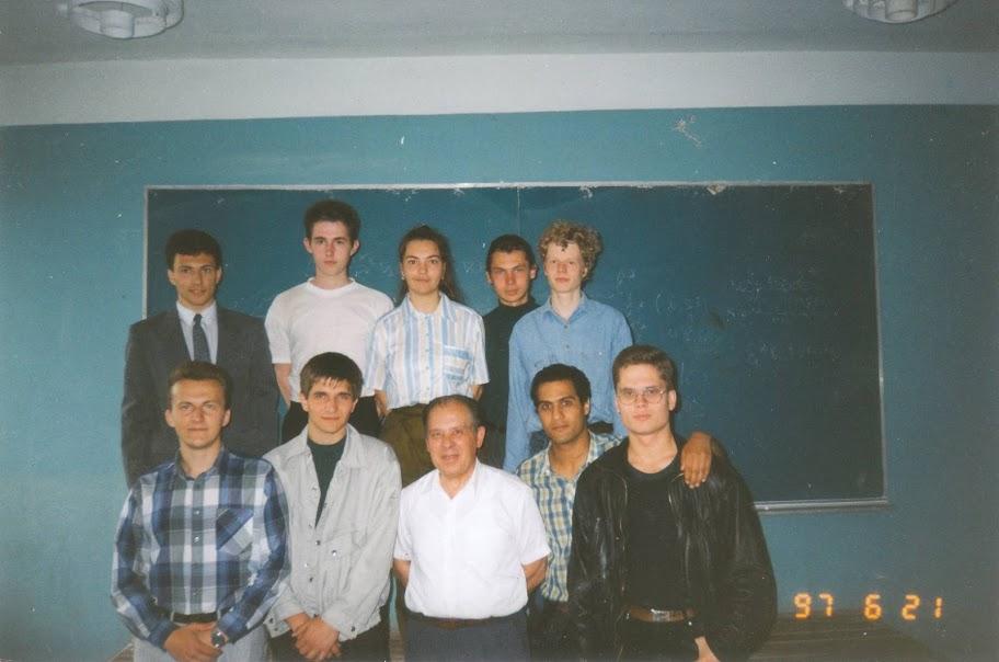 Фотохроника 1990-1999