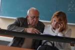 2010 рік. Доцент Ю.О.Кірочкін приймає домашні завдання з електродинаміки в А.О.Гаєвої