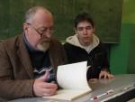 грудень 2008 р. М.Р.Бєляєв приймає дози в Д.Шагаліна