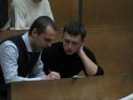 экзамен по математическому анализу зимой 2010 года. іспит приймає Д.Литвиненко