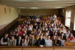 2010 год. Профессор И.Н. Адаменко со студентами