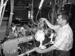 2007 р. Р.І.Помацалюк – один із розробників джерела поляризованих електронів (зал А прискорювача CIBAF, США)
