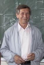 заслужений професор університету, професор кафедри фізичних технологій М.Т.Гладкіх