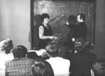 1979 р. Заняття з механіки веде доцент О.І.Дементій