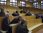 урочисте засідання вченої ради з нагоди 70-річчя А.М.Кондратенка