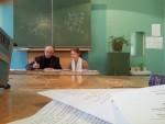 2008 р. Лабораторні роботи з магнетизму в Н.Чепіги приймає доцент В.П.Олефір