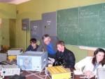 02.11.2005. лабораторні роботи з електроніки веде доцент В.А.Кобяков