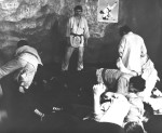 М.П. Соколов тренує секцію ФТФ із самбо в гуртожитку