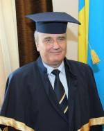 вручення мантії почесного доктора університету А.Г.Загородньому