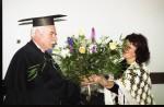 вручення мантії почесного доктора університету А.Ріштеру