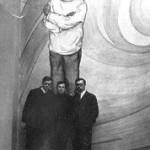 27 февраля 1971 г. Харьков, ХГУ. Прощай, Университет, впереди Наука, но...после двух лет службы в Армии. Выдержим? Выпускники 6-го курса ФТФ ХГУ. Слева направо: В.В.Усков, А.И.Лысойван, В.Г.Каширин