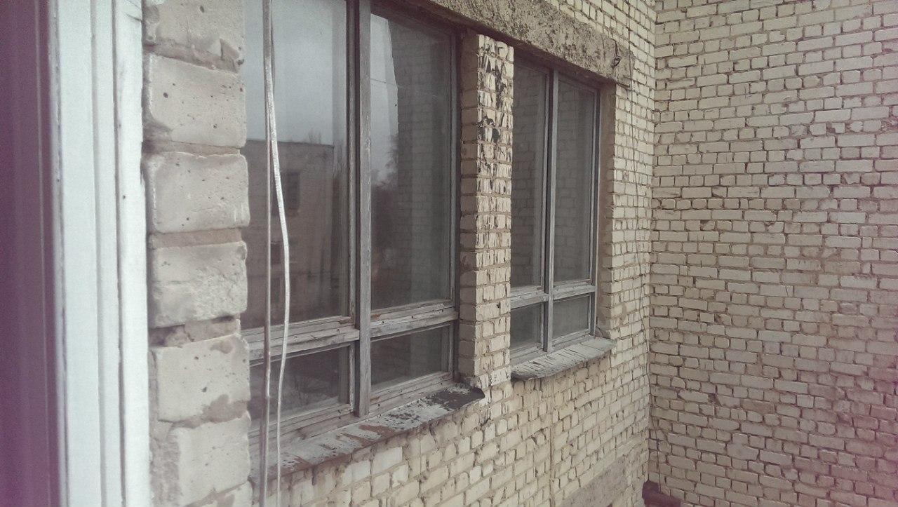Ремонт окон на 4м этаже